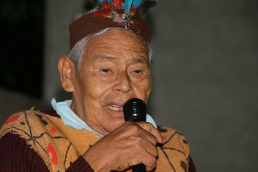 El anciano José Tijé tenía 81 años. Foto: Cedida