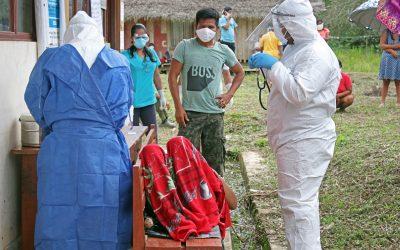 """ORPIAN-P clama ayuda a Vizcarra: """"Ya tenemos nueve awajún fallecidos, nos declaramos en emergencia y pedimos auxilio"""""""