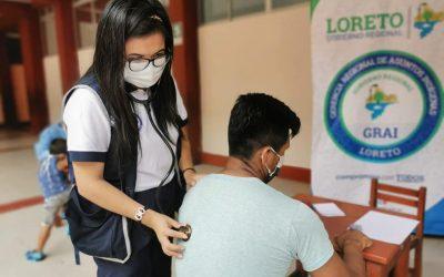 El 71% de los iquiteños ya habrían estado infectados por coronavirus, según un estudio