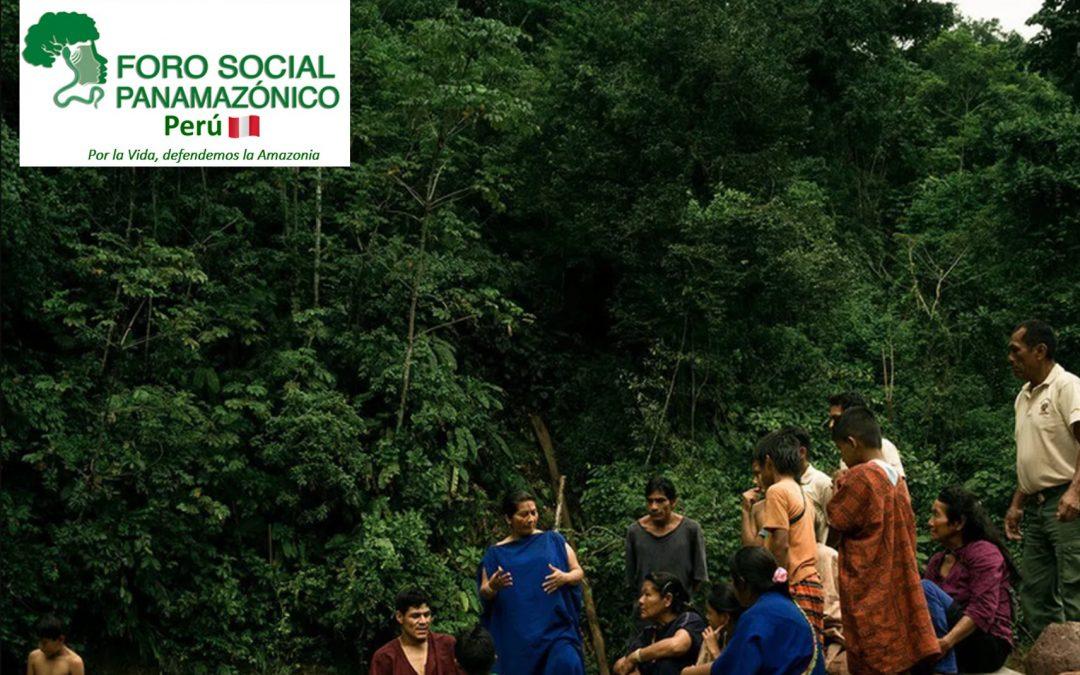 Fospa-Perú exige al Congreso la ratificación del Acuerdo de Escazú