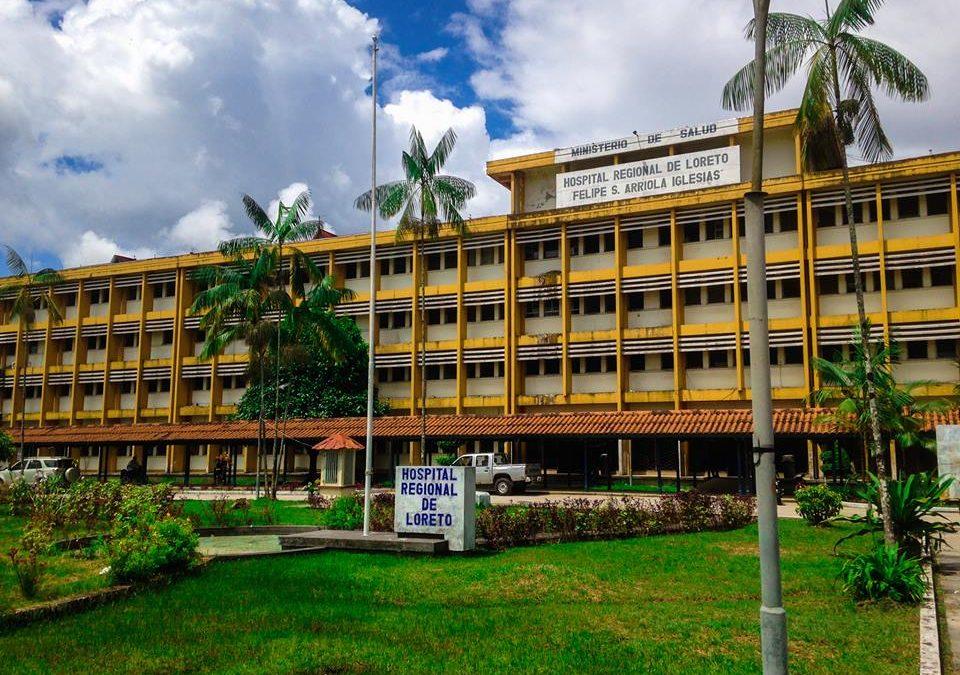 Compra de la primera planta de oxígeno para Iquitos, adquirida por el Vicariato, ya está cerrada