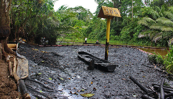 Nuevo derrame en Oleoducto Norperuano afecta comunidad San Pedro del Marañón