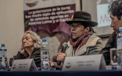 """Melania Canales, presidenta de ONAMIAP: """"Luchar contra la violencia hacia la mujer nos une, más allá de nuestra diversidad"""""""