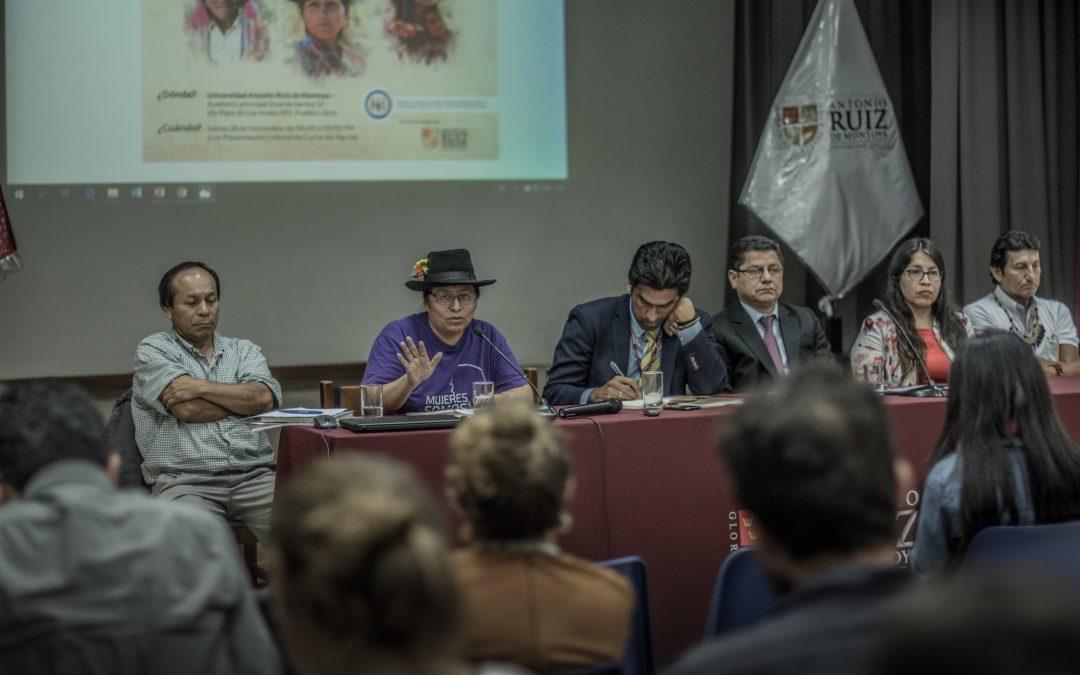 Informe sobre la situación de los derechos de los pueblos indígenas en Perú a 30 años del Convenio 169 OIT, a disposición de toda la población