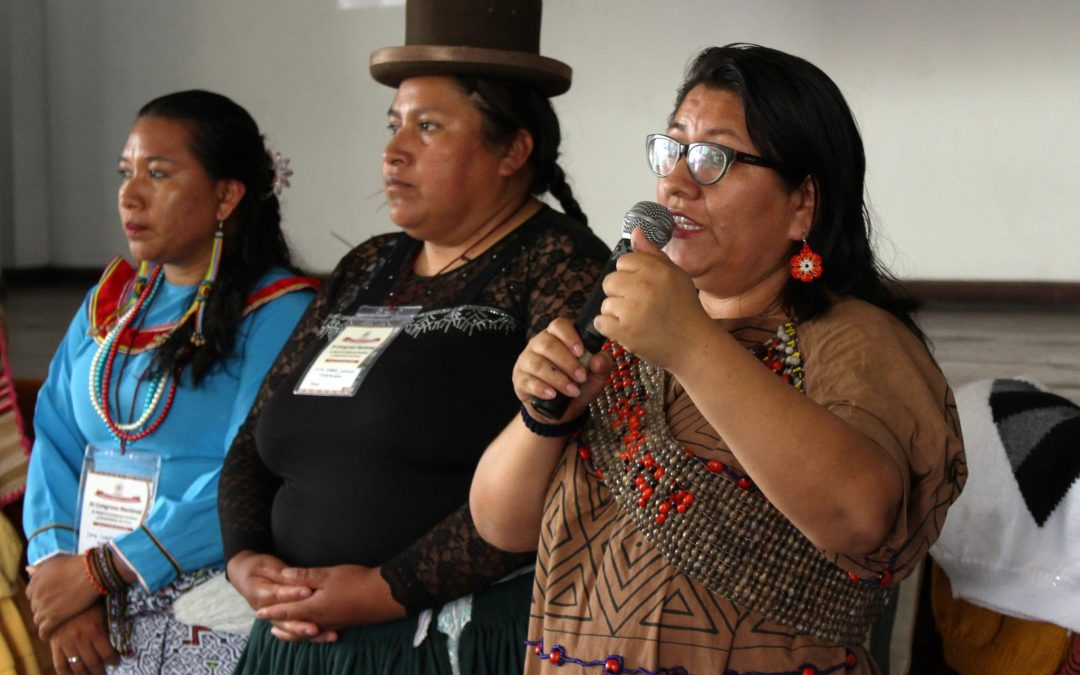 Día de la Mujer: La Iglesia como aliado de las Mujeres Indígenas en Resistencia