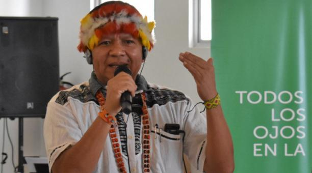 Comunicado COICA: «Invitamos al mundo a tejer redes de solidaridad»