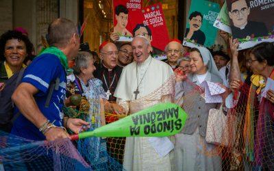 La Conferencia Eclesial Amazónica verá la luz el 29 de junio