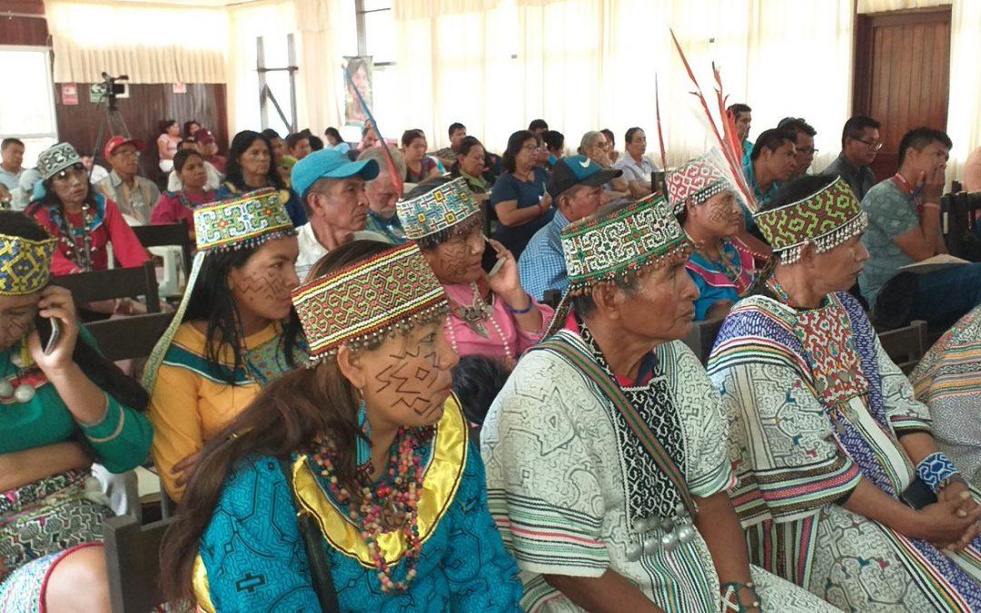 """Ucayali: FECONAU denuncia que """"las empresas petroleras y de palmicultores siguen operando"""""""