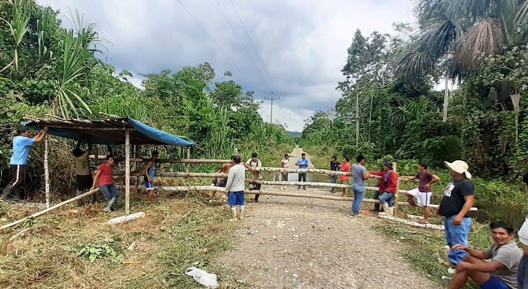 Madre de Dios: CN Shintuya refuerza tranqueras y se cierra por completo tras el primer caso en la provincia del Manu