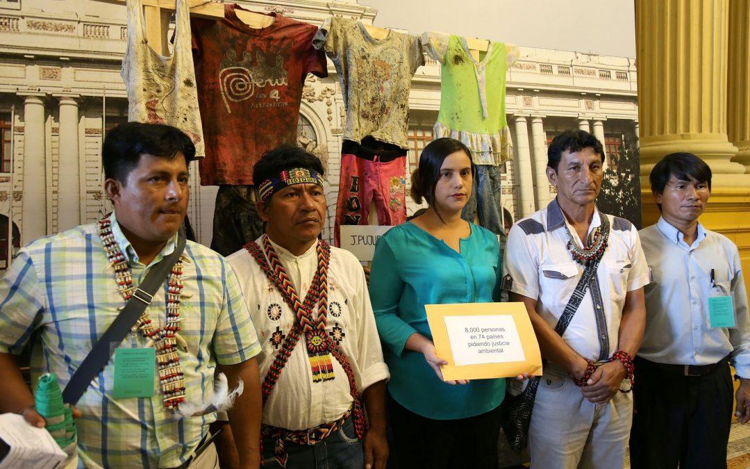 Apus piden al Congreso aprobar ley para remediar daños ambientales