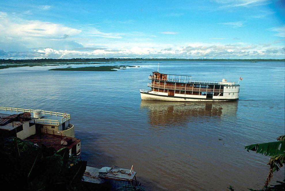 Sobre la Hidrovía amazónica, algunos desafíos de los pueblos indígenas a la Iglesia