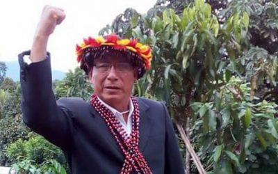 Amazonas. Morir sin registro, hasta siempre Arturo Kinín Inchipich