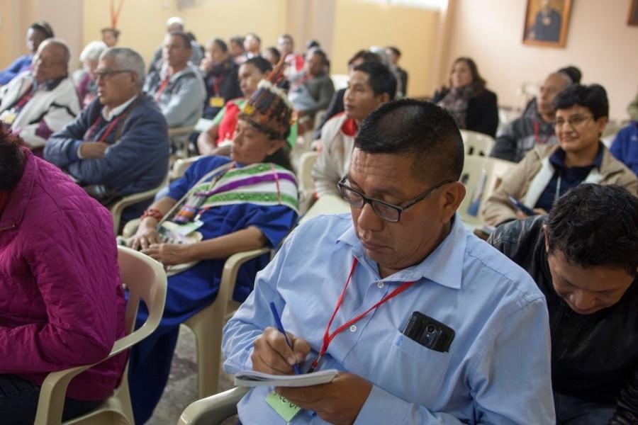 [FOTOS] Así fue la primera asamblea territorial presinodal en Perú