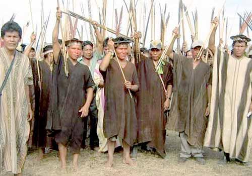 Pretenden despojar de sus tierras a asháninkas