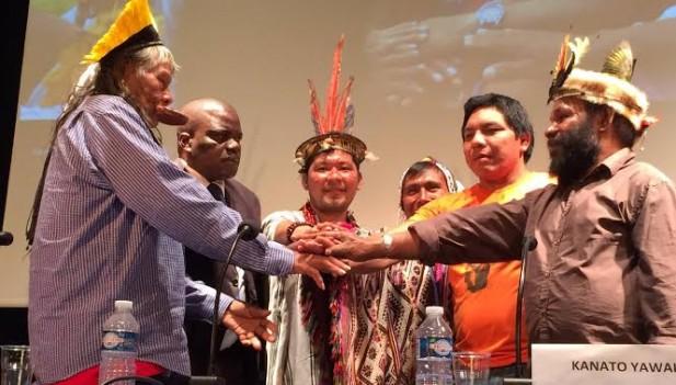 Organizaciones indígenas del Vraem participan en la COP21