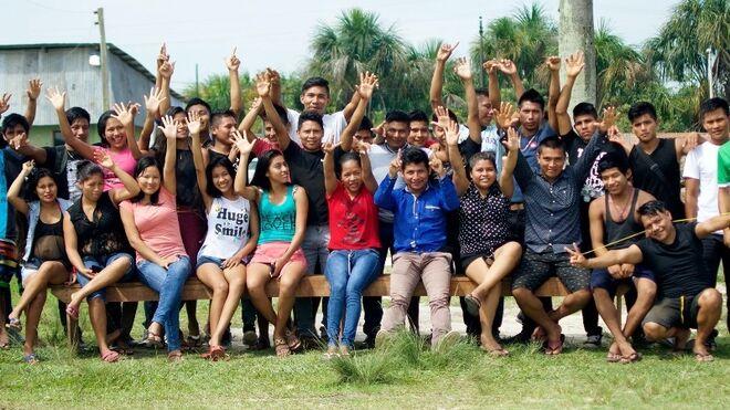 Asociación OEPIAP: universitarios indígenas en Iquitos. Bravos pero solos