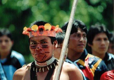 Amazonas: Población indígena manifiesta que desalojará a la empresa minera afrodita de sus territorios
