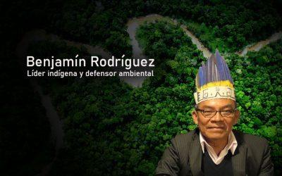 Fallece Benjamín Rodríguez, líder Ocaína clave en la creación del Parque Nacional Yaguas