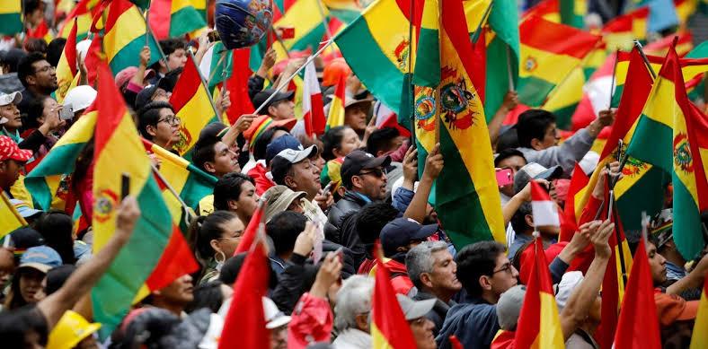 Pronunciamiento de la ANC sobre la crisis en Bolivia