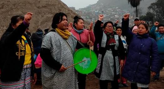 Comunidad Shipibo-Konibo de Cantagallo retorna a su terreno a causa de los reiterados incumplimientos del Estado