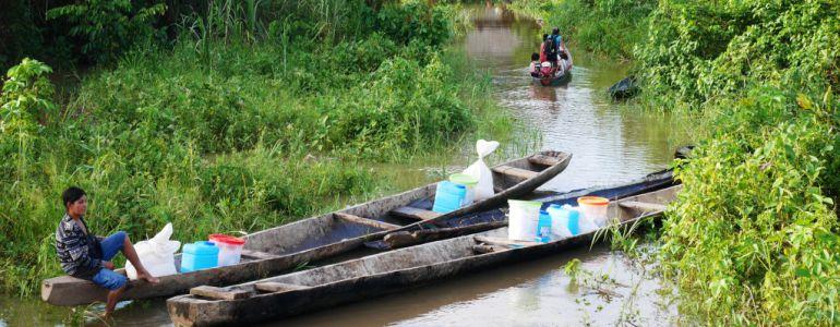 Cáritas Cuenca defiende a los indígenas del Amazonas frente a las petroleras