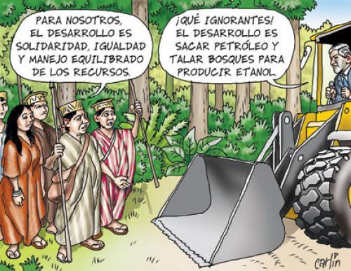 Los planes de gobierno y las demandas de las comunidades indígenas