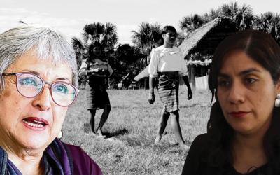 ONAMIAP exige salida de la ministra de Cultura y la viceministra de Interculturalidad