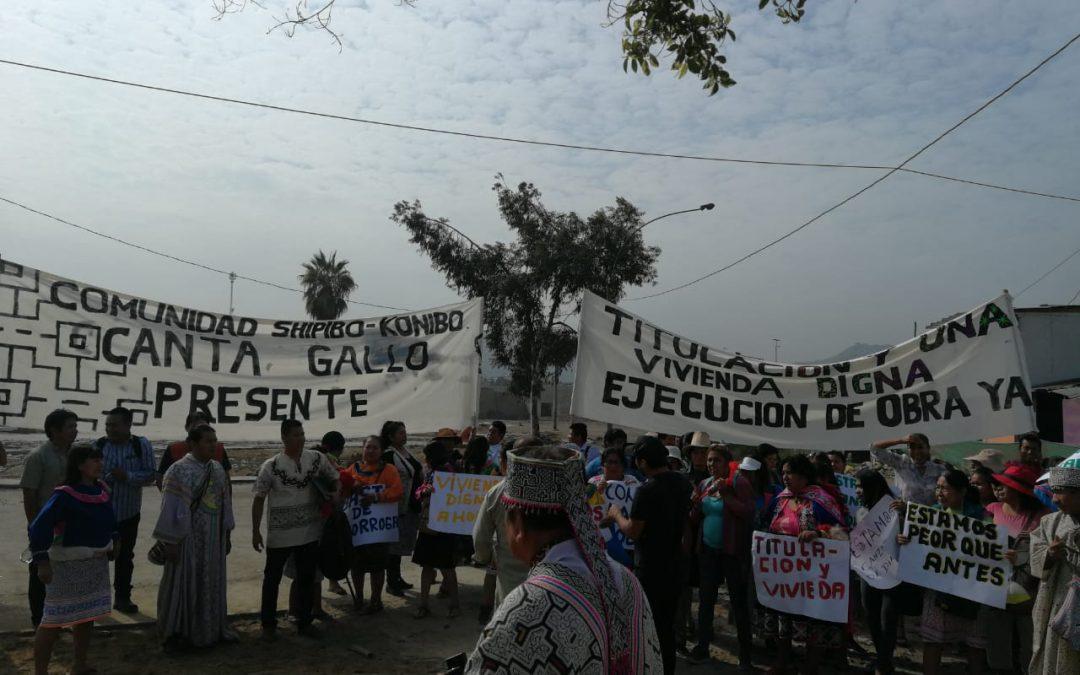 Cantagallo: dos años de lucha contra las cenizas