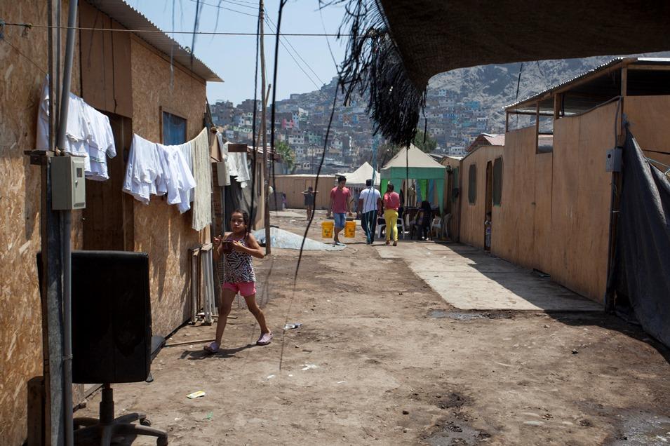 Nuevo panorama para la comunidad shipibo de Cantagallo