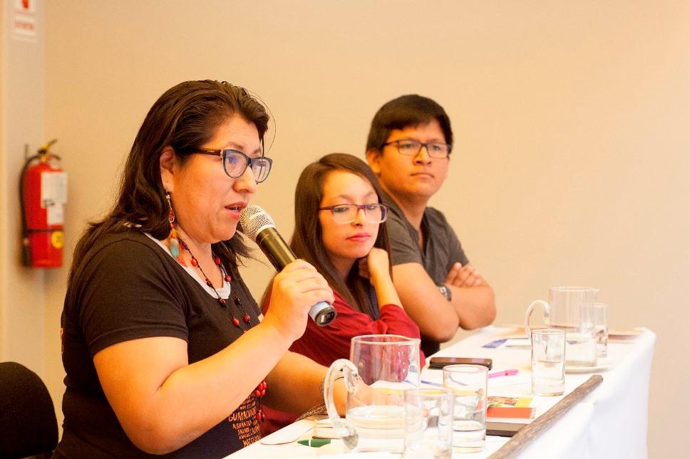 Tarapoto: Más de mil 500 personas debatirán nuevas estrategias para defender la Amazonía