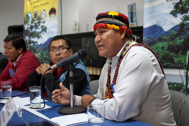Pueblos indígenas piden consulta previa para Lote 116