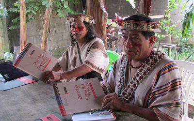 Congreso debe aprobar la consulta previa para iniciativas legislativas respetando el convenio 169 y los derechos de los pueblos indígenas
