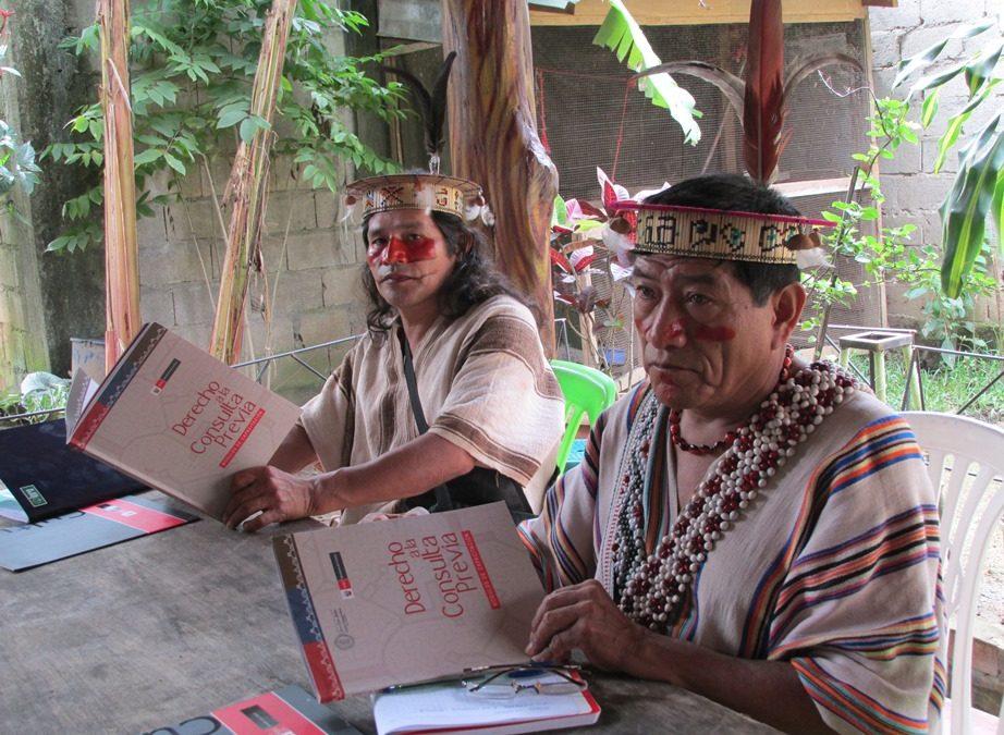 CIDH acoge problemática de los pueblos indígenas de Perú