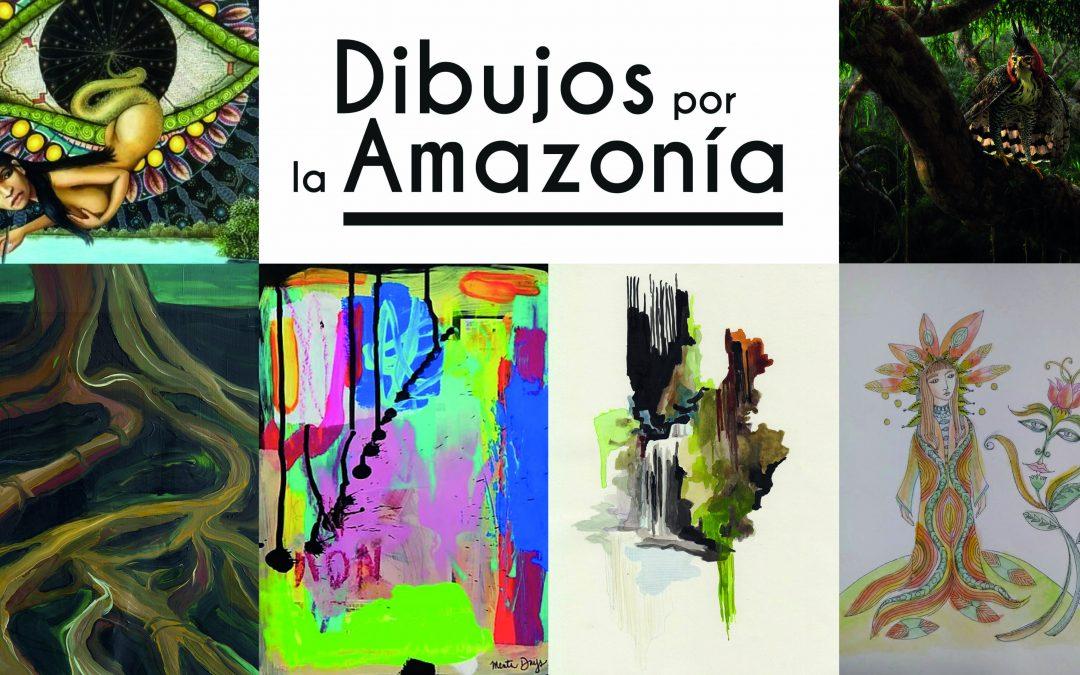 Más de 250 artistas de Perú se unen para ayudar, con sus creaciones, a la Amazonía