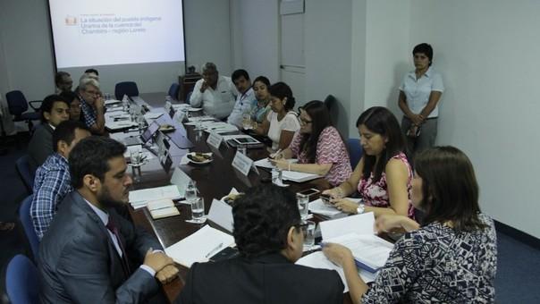Defensoría recomienda atención prioritaria a pueblo indígena Urarina