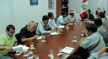 Defensoría del Pueblo y organizaciones indígenas presentaron demanda de amparo para la aprobación de la Política de Salud Intercultural