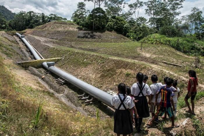 Mañana sábado a las 10am, acción para exigir atención por derrames petroleros en la Amazonía