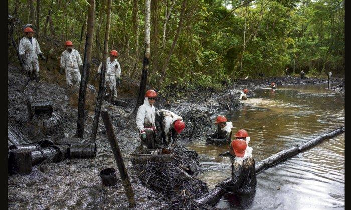 Aprueban Plan de atención integral de Salud para comunidades awajún afectadas por derrame petrolero