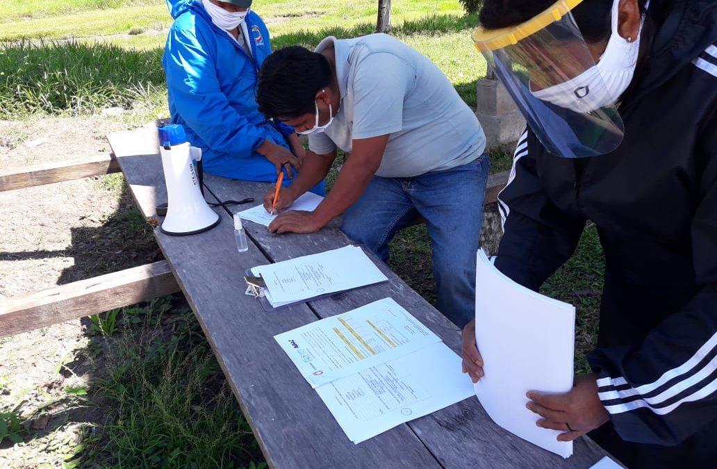 «No se está ejecutando el presupuesto para invertir en comunidades de la región San Martín», señala FERIAAM