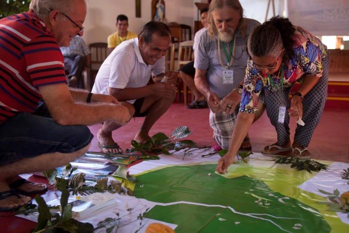 Encuentro REPAM plantea creación de plataforma de intercambio de información sobre indígenas aislados