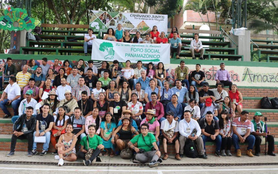 A menos de un mes: Mocoa está lista para el IX Fospa «Por la vida defendemos la Amazonía»