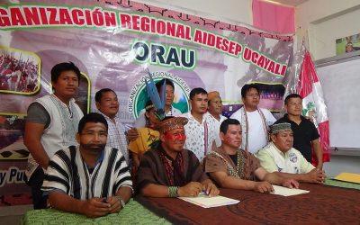 Pucallpa: Preocupa la situación de los indígenas migrantes en la ciudad ante el Estado de Emergencia