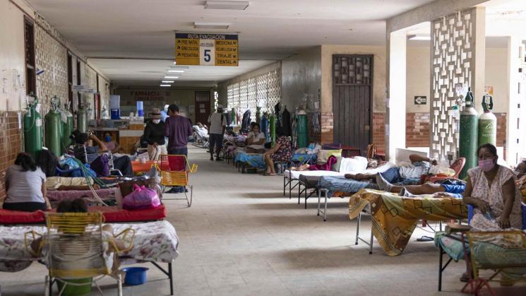 Loreto: Los reportes identifican nueve veces más muertes que las cifras oficiales