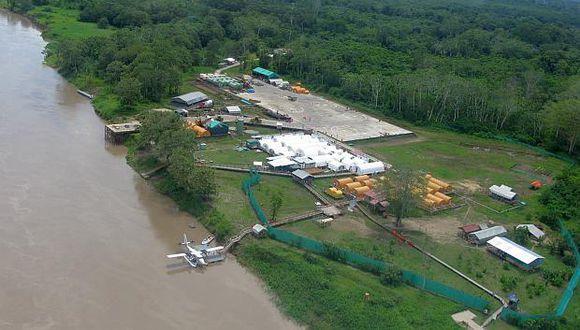 El Lote 95 tiene su planta principal en Bretaña, capital del distrito de Parinahua. Foto: GEC