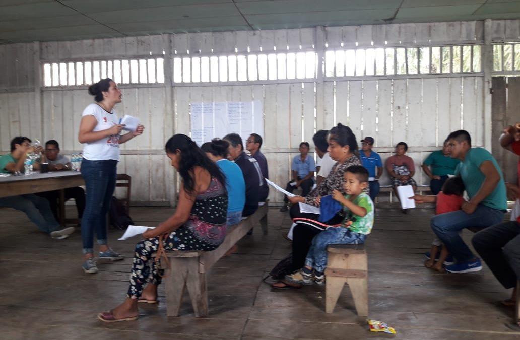 Estado no cumple medidas cautelares otorgadas por la CIDH  en 2017 para preservar derecho al agua, salud y alimentación de las comunidades de San Pedro y Cuninico (Loreto)