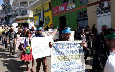 Conservación sin derechos indígenas: las trabas del ACR Cordillera Escalera a la titulación comunal