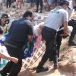 Llegada de los heridos a la  ciudad de Nauta. Foto: Ronal Silvano - Radio Ucamara