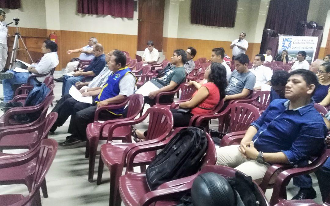 En busca de unión para combatir las amenazas socioambientales en Loreto