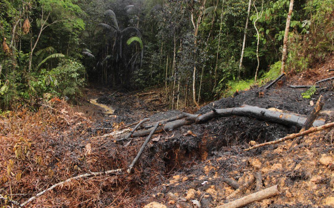 Comunidades del Pastaza y del Corrientes inician movilización y exigen respuestas concretas del Estado frente a contaminación petrolera del Lote 192