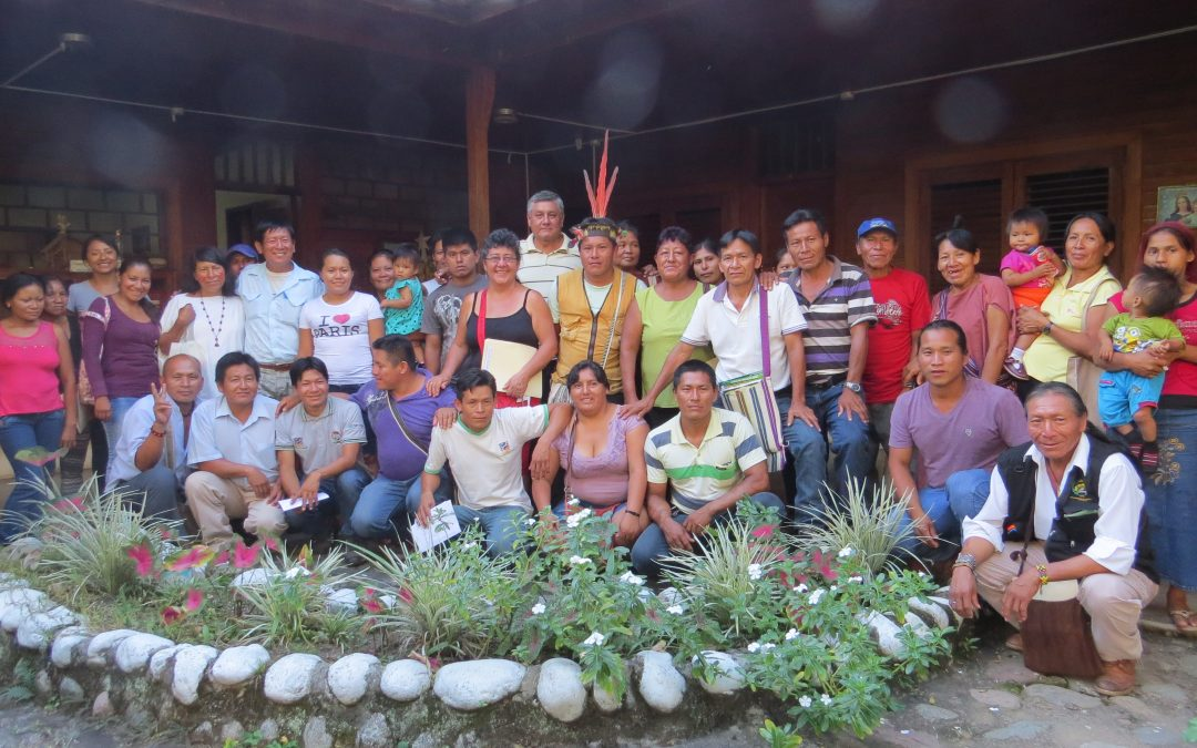 """CURSO """"Gestión Ambiental Sostenible para líderes sociales de la Municipalidad Provincial de Chanchamayo y las muniIcipalidades distritales de Pichanaqui y Perene"""""""